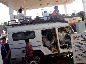 saobracaj u indiji