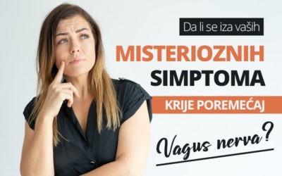 Misteriozni simptomi ili Vagus nerv